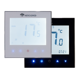 Термостат MC-TRF-B2W-0-10V MYCOND White, Black (постоянный ток)